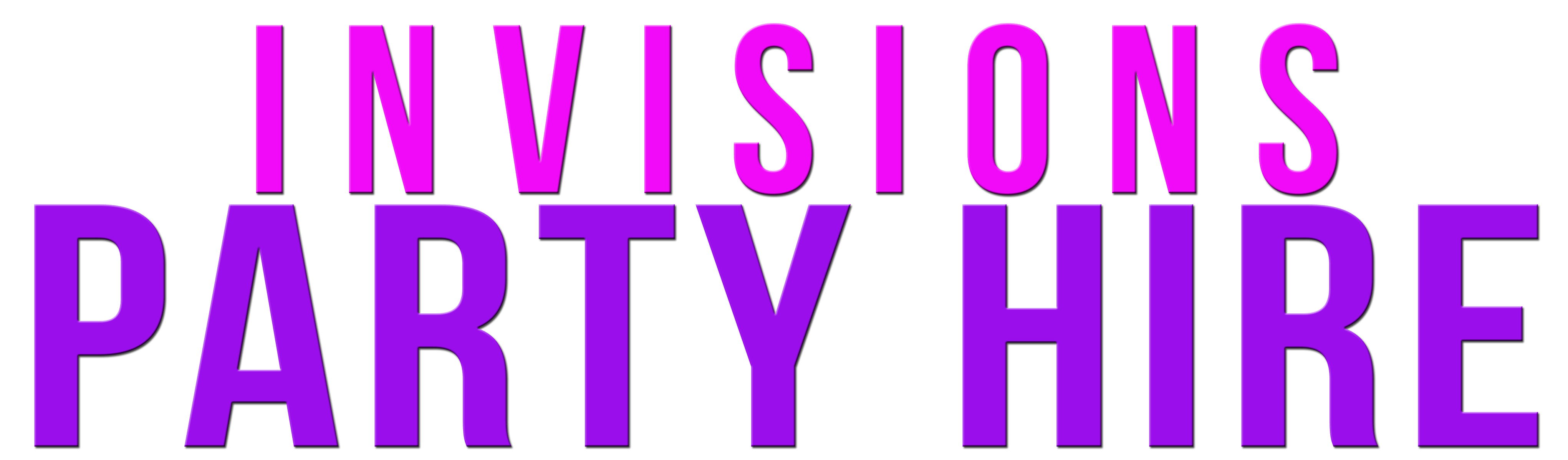 Invisions Party Hire